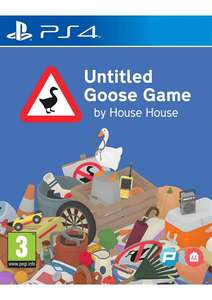 Untitled Goose Game (PS4) £27.85 / (Switch) £31.85 Delivered @ Simplygames
