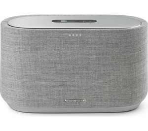 HARMAN KARDON Citation 300 Bluetooth Multi-room Speaker with Google Assistant - Grey - £199.97 Free Collection @ Currys PC World