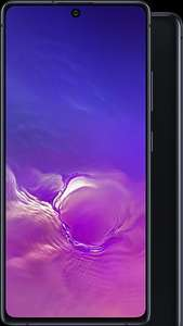 Samsung S10 Lite 90gb data/ Unlim text + mins £36/month for 24 months (£864) on 3 via Mobile Phones Direct (£24pm after cashback - £600 )