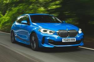 Brand new BMW 118i M Sport 5-door Hatch for £335 deposit and £335 for 48 months PCP Deal - Total Cost £16,415 @ BMW Halliwell Jones