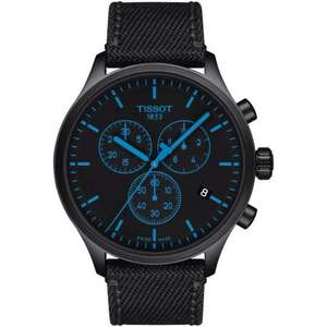 TISSOT CHRONO XL EXCLUSIVE WATCH T1166173705100 £240 with code @ The Watch Hut