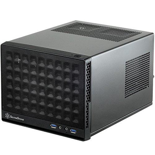 SilverStone SST-SG13B - Sugo Mini-ITX Compact Computer Cube Case £39.95 @ Amazon
