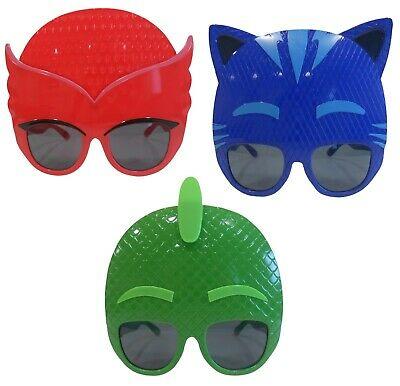 Childrens' PJ Masks Or Avengers (Iron Man) Dress Up Sunglasses UV 400, In Store £1 @ OneBelow (Argyle Street, Glasgow)