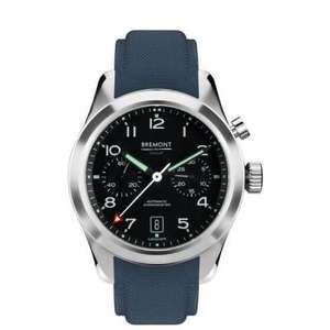 BREMONT ARROW 42MM MENS WATCH £2516.50 @ Wakefield's Jewellers. Extra 15% off for armed forces or veterans (£2139.25)