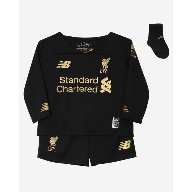 LFC Baby Goalkeeper Kit 19/20 £10 delivered @ Liverpool FC