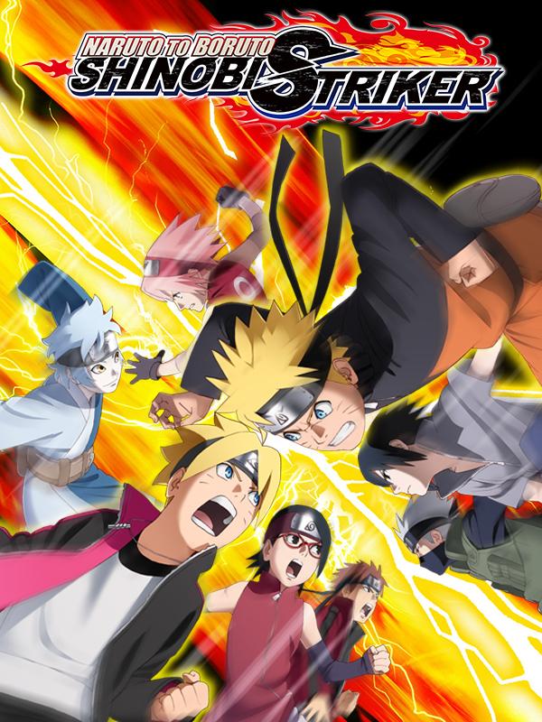 Naruto to Boruto: Shinobi Striker - free via Steam when you watch Play Anime Live stream and link your Twitch account