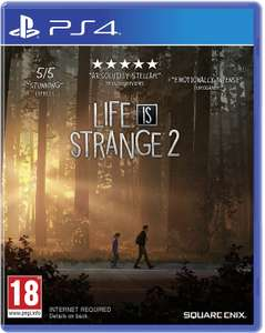 Life is Strange 2 (PS4 / Xbox One) £16.95 Delivered @ The Game Collection