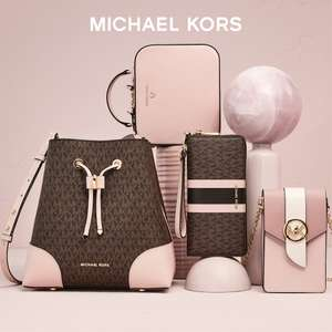 Michael Kors Sale Finale - Up to 60% Off + Free Delivery & Free Returns @ Michael Kors