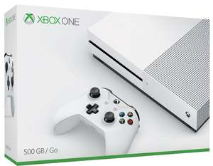 Xbox One S 500GB with 14 days Live Gold £168.58 (or £164 fee free) Delivered - Sold by pb ReCommerce GmbH and fulfilled by Amazon Germany
