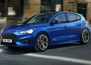 Ford Focus 1.0 EcoBoost 125 ST-Line Nav 5dr - £175.19/month / Total cost £7,883.53 at Select Car Leasing