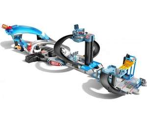 Disney Cars Rusteze Jump and Drift Racing Playset for £54.99 delivered @ Bargain Max