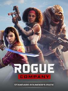 Free - Nintendo Switch Rogue Company Founder's Packs - Australian eshop account required