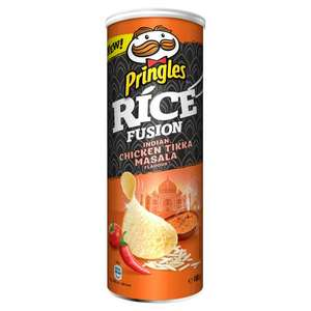 Pringles rice fusion Indian tandoori chicken masala only 39p @ FarmFoods (Walthamstow)