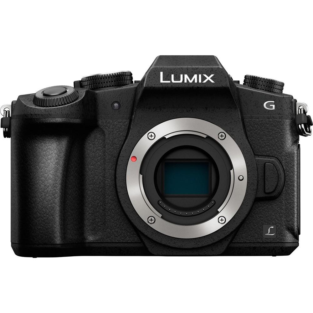 Panasonic Lumix G80 Body Only DMC-G80EB-K + 5 Year Warranty £319 @ UK Digital