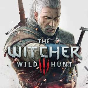 The Witcher 3: Wild Hunt £7.49 @ Playstation Network