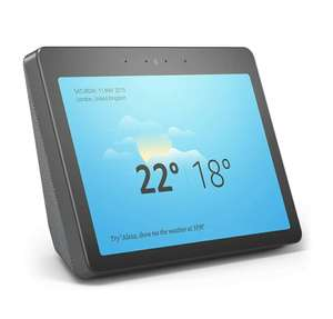 Echo Show (2nd Gen) – Stay in touch with the help of Alexa – Black - £189.99 @ Amazon