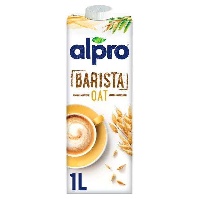 Alpro Barista (Not the Standard Version) Oat / Almond / Soya 1L (UHT) Long Life - £1 @ Morrisons