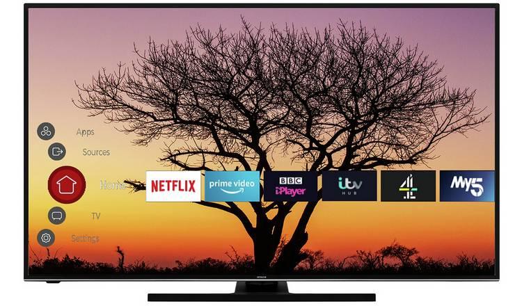 Hitachi 58HK6100U 58 Inch Smart 4K UHD LED TV with HDR £349.99 at Argos