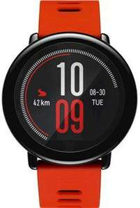 """Xiaomi Amazfit Pace Smartwatch Red 1.34"""" Sports Modes Sleep Tracking - £64.99 Delivered @ Box"""