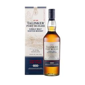 Talisker Port Ruighe Scotch Whisky 70cl 45.8% ABV - £38.99 (Free C&C or £4.99 Delivery) @ Whisky Shop