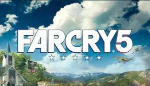 Farcry 5 Standard Edition for £7.49 @ Epic games