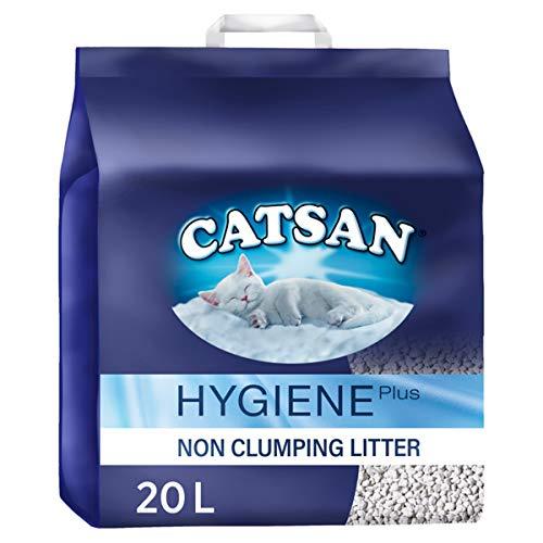 Catsan Hygiene Litter, 20 Litre £5.58 at Amazon Prime / £10.07 Non Prime