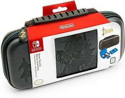 Nintendo Switch Travel Case - Zelda Breath of the Wild (Grey/Deluxe/Blue) Brand New & Sealed £7.99 @ Ebay / Boss Deals