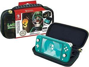 Nintendo Switch Lite Luigi's Mansion 3 Deluxe Travel Case - £7.99 @ Boss_Deals /eBay