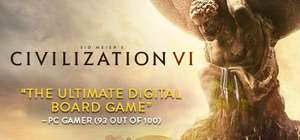 [Steam] Civilization VI (PC) Free Weekend @ Steam Store