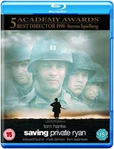 [Blu-Ray] Saving Private Ryan - £4.49 with code delivered @ Zoom