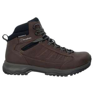 Berghaus Mens Expeditor Ridge 2.0 Boots (Black/Brown) at Sports Pursuit for £59.98 delivered