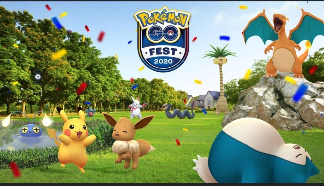 Pokémon Go Fest 2020 - £1 off - Pay £13.99 via Google Play Store
