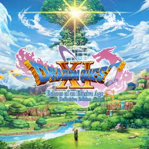 DRAGON QUEST XI S: Echoes of an Elusive Age Definitive Edition [Xbox One / PC] Pre-Order £27.14 @ Xbox Store US