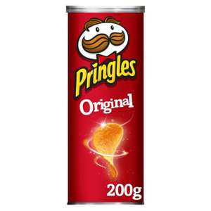 Pringles, All Varieties - £1.25 @ Morrisons