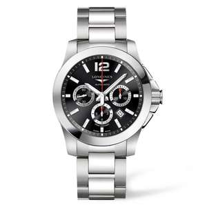 Longines Conquest Automatic Chronograph Men's Watch - £1000 delivered @ Beaverbrooks using code