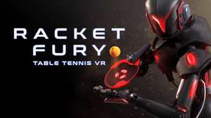 Racket Fury: Table Tennis VR - £10.99 @ Oculus Quest Store
