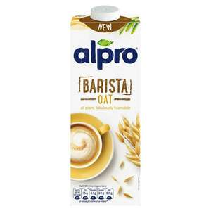Alpro Barista Soya and Oat Longlife - £1.90 @ Sainsbury's (possible £1.50 Cashback with Checkoutsmart)