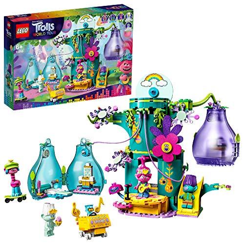 LEGO 41255 Trolls World Tour Pop Village Celebration Treehouse - £35.99 delivered at Amazon