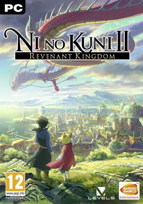 Ni no Kuni II: Revenant Kingdom - £9.85 / The Prince's Edition - £13.85 (PC Download) @ Shopto