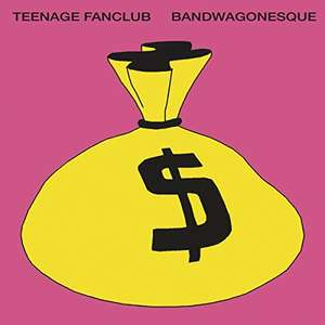 "Teenage Fanclub - Bandwagonesque (Remastered) 150g Vinyl + 7"" Single - £13.99 Prime / £16.98 non-Prime @ Amazon"