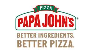 3 Large Pizzas £9.99 Each With Code @ Papa Johns (Select Stores), Other Codes In OP