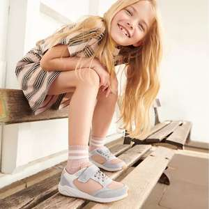 Clarks Shoe Sale - Up to 60% Off + Free Click & Collect & Free Returns - Kids Leather Shoes from £10