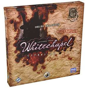 Letters from Whitechapel: Dear Boss Expansion @ Zatu - £6.98 Delivered