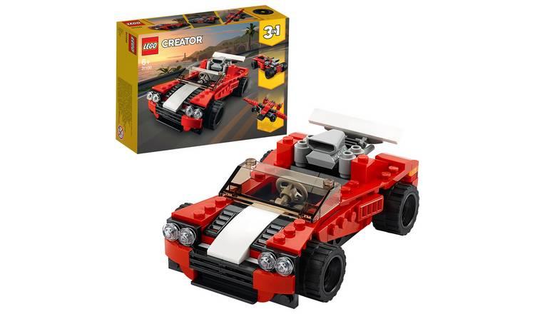 LEGO Creator 3in1 Sports Car Toy Set - £4.50 @ Argos