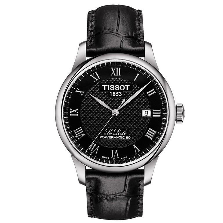Tissot Le Locle Powermatic 80 Men's Watch £316 @ Beaverbrooks