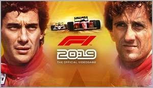 F1® 2019 Legends Edition Senna and Prost (PS4) £15.99 @ Playstation Network