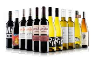 £50 Off A Wine case - E.G 12 Bottles of Mixed Wine for £62.00 via Virgin Wines