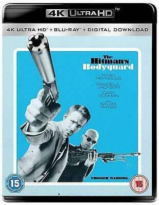 The Hitman's Bodyguard 4K UHD [Blu-ray] & Cardboard Cover - £7.99 @ mediavault-uk / eBay