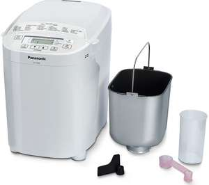 Panasonic SD-2500WXC Compact Breadmaker with Gluten Free Programme (White) - £99.99 delivered - @ Currys