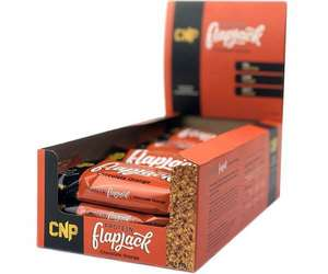CNP Protein Flapjacks Box x 12 (various flavours) - £6.99 (+£2.99 Postage) @ Cardiff Sports Nutrition